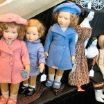 Royal Family by Chad Valley Dolls