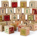Montgomery Schoolhouse ABC Blocks